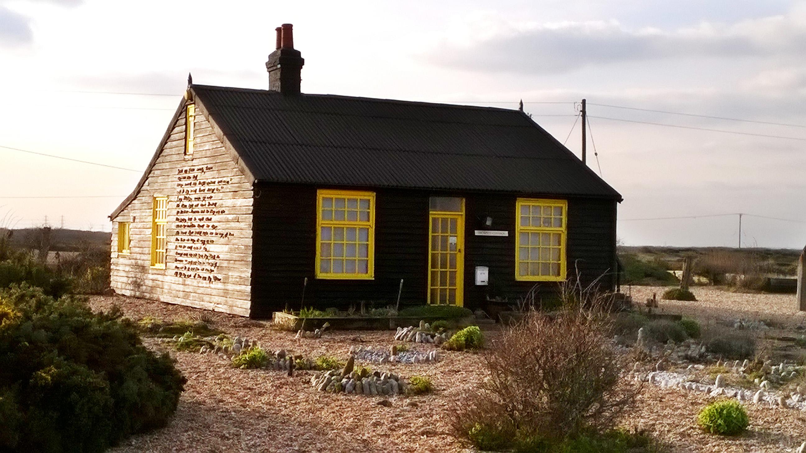 Derek Jarman House, Dungeness