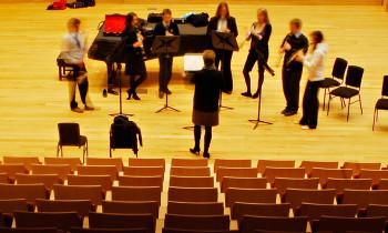 Millfield concert hall
