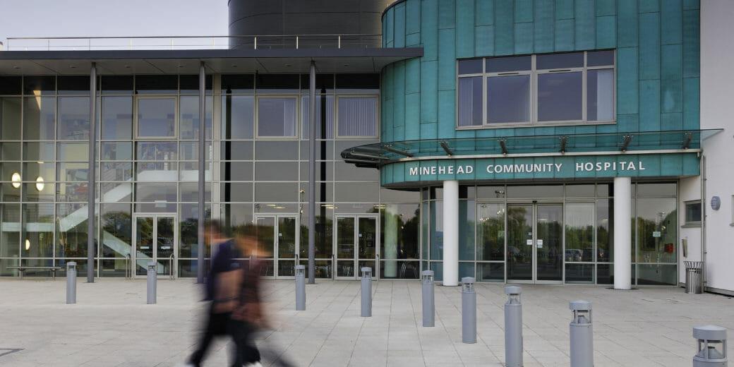DKA | Architecture | Minehead Hospital