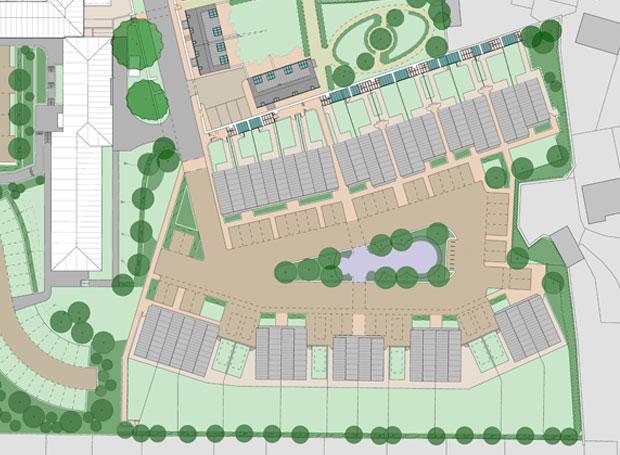 Clevedon Hall Residential Development
