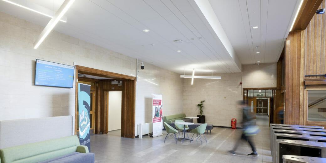 DKA | Faculty of Engineering Queen's Building