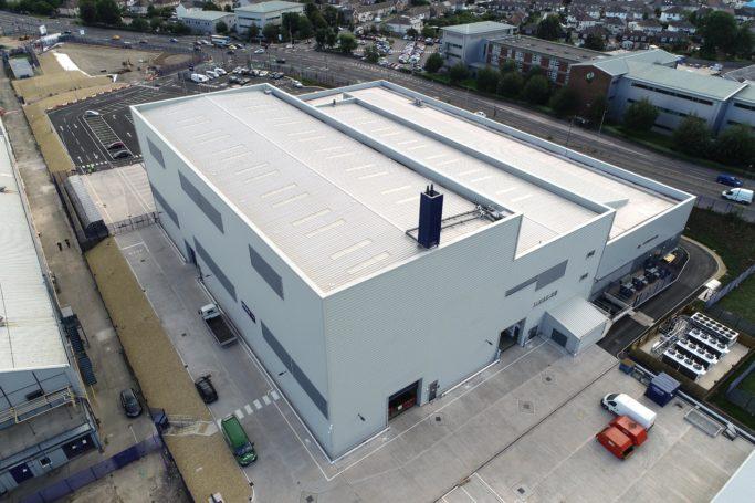 DKA   Airbus Wing Integration Centre