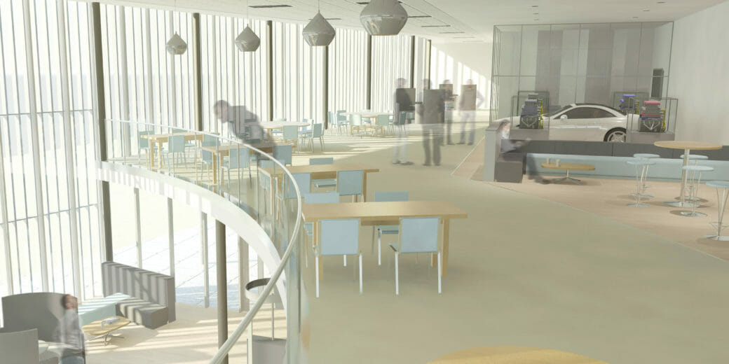 DKA | IAAPS University of Bath | 3D Visualisation