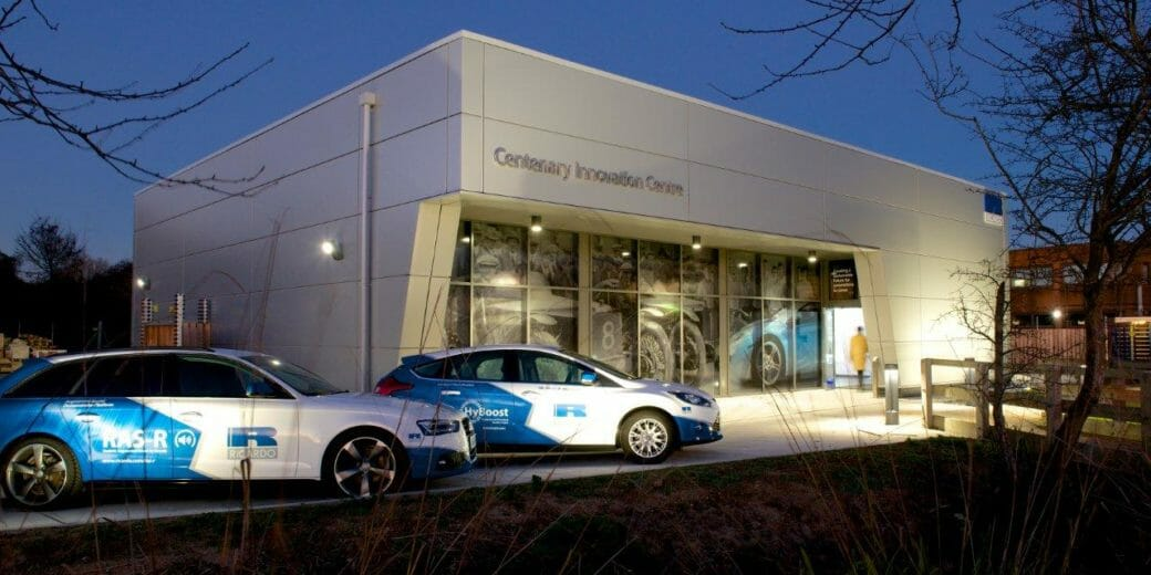DKA | Ricardo Centenary Innovation Centre