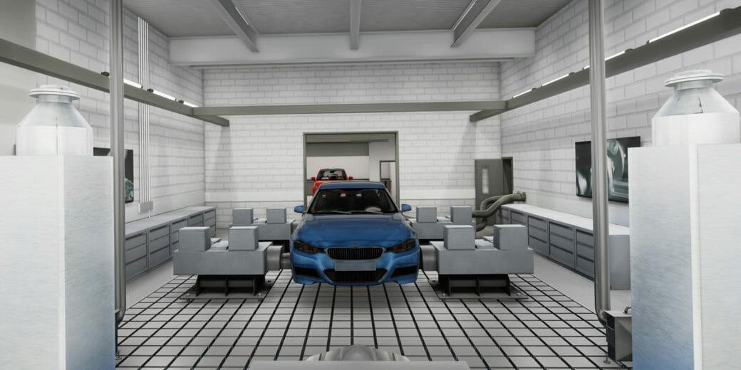 DKA | IAAPS University of Bath | 3D Visualisation