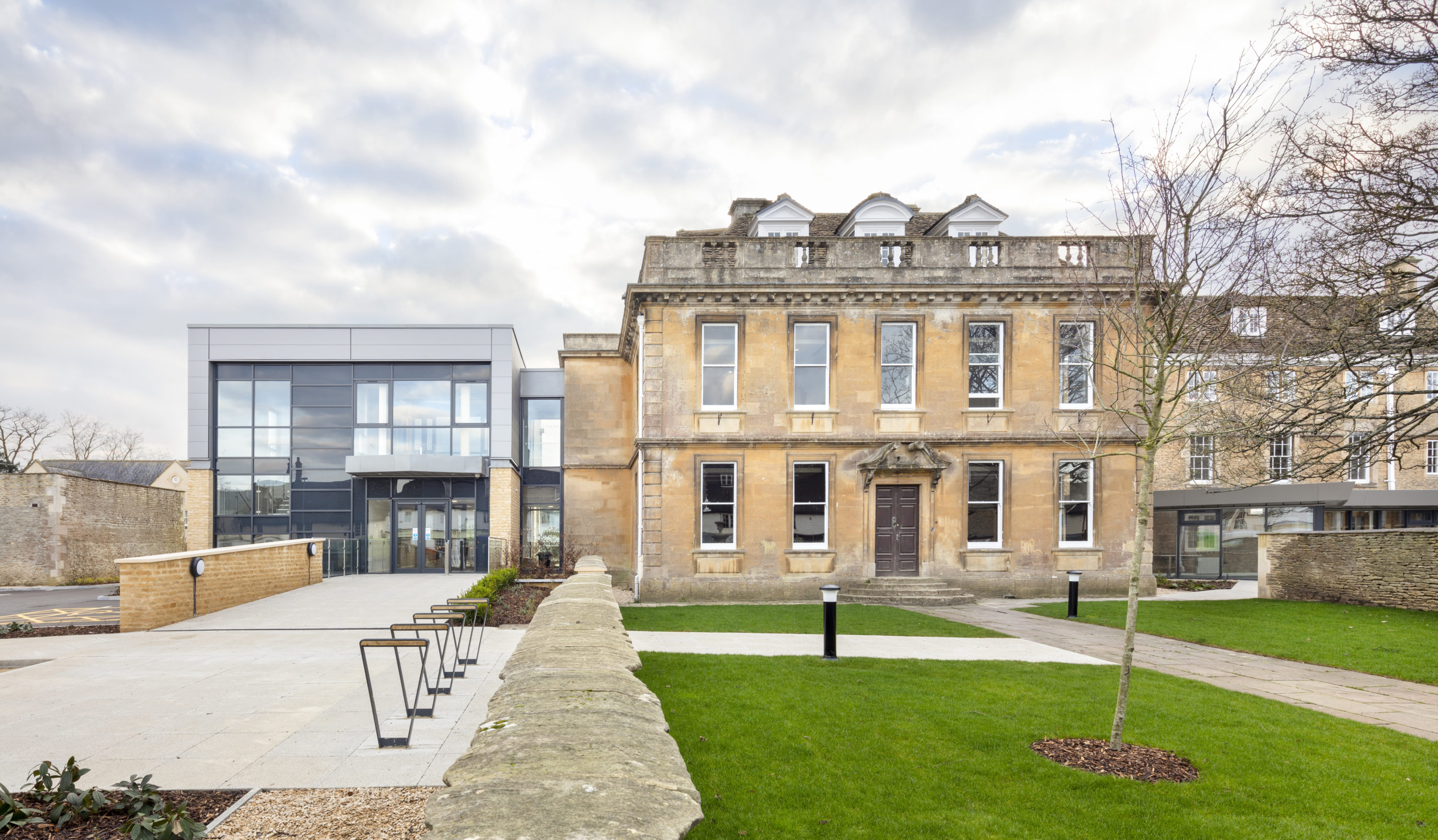 DKA | Corsham Digital Mansion