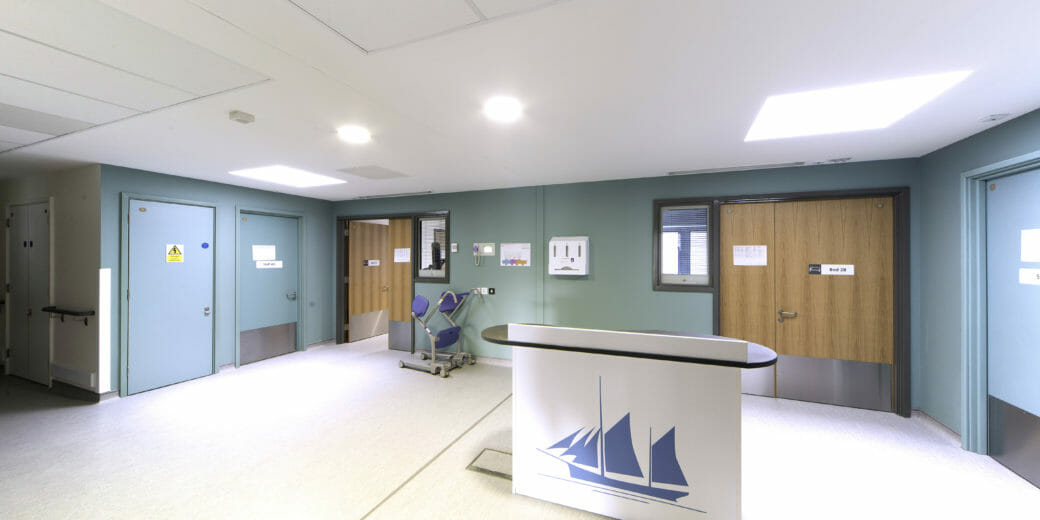 DKA | Bridgwater Community Hospital