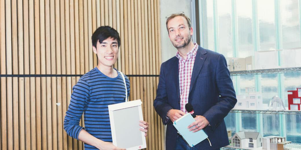 DKA Award | Jonathan Tam
